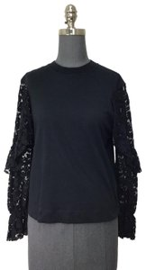 See by Chloé T Shirt Black