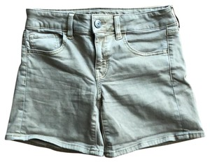 American Eagle Outfitters Mini/Short Shorts Beige