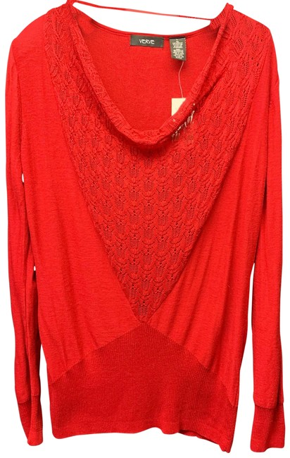 Item - E2034136 Red Sweater