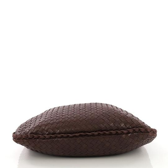 Bottega Veneta Leather Hobo Bag Image 4