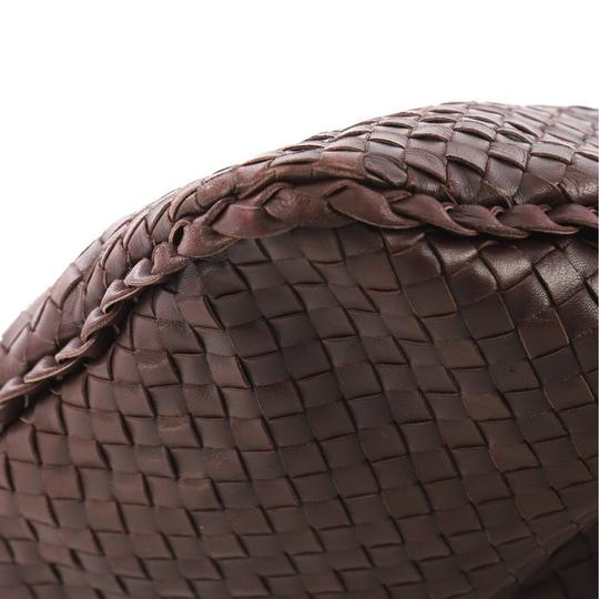 Bottega Veneta Leather Hobo Bag Image 5