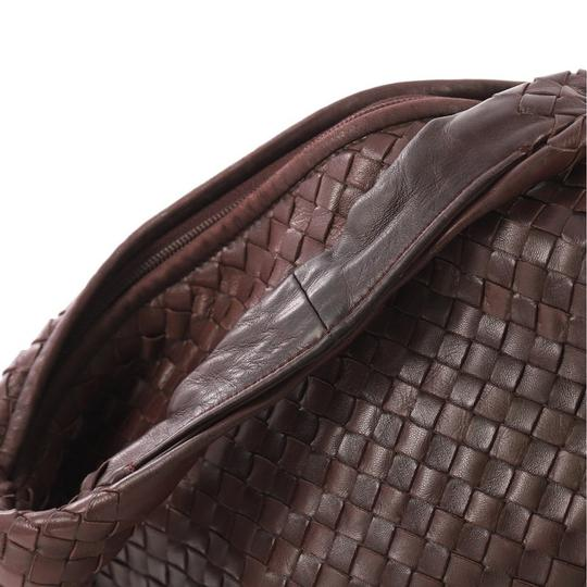 Bottega Veneta Leather Hobo Bag Image 6