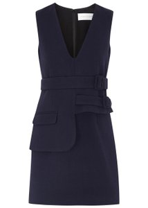 Victoria Beckham short dress Blue Tory Burch Isabel Marant Tibi Alexander Wang Dvf on Tradesy