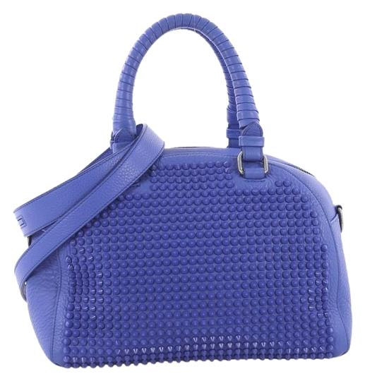 Preload https://img-static.tradesy.com/item/25573771/christian-louboutin-panettone-convertible-spiked-small-purple-leather-satchel-0-1-540-540.jpg