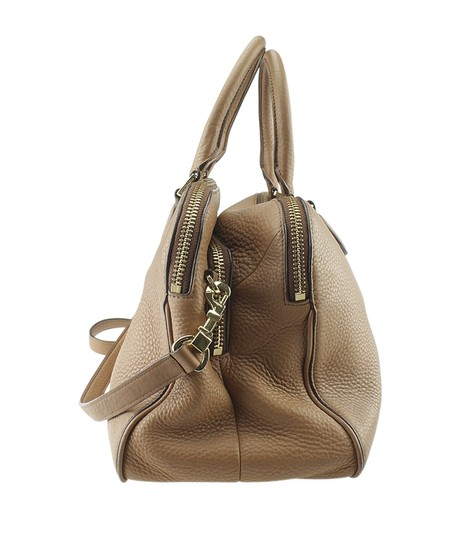 Tory Burch Leather Tote in Brown Image 3