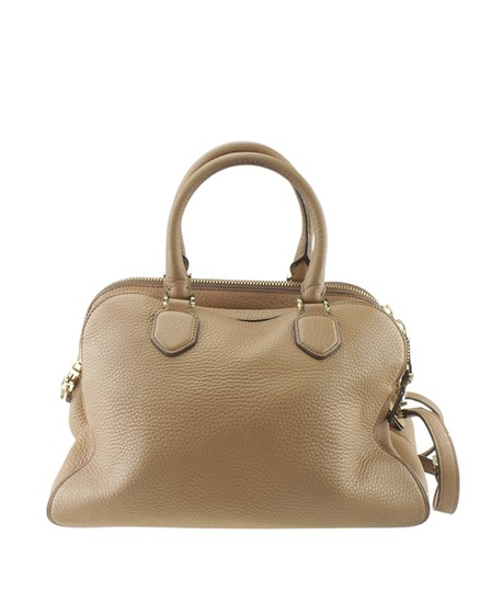 Tory Burch Leather Tote in Brown Image 4