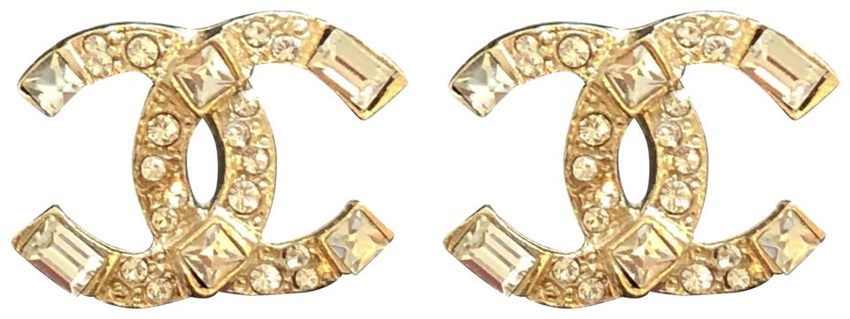 a04366832 Chanel Earrings on Sale - Up to 70% off at Tradesy