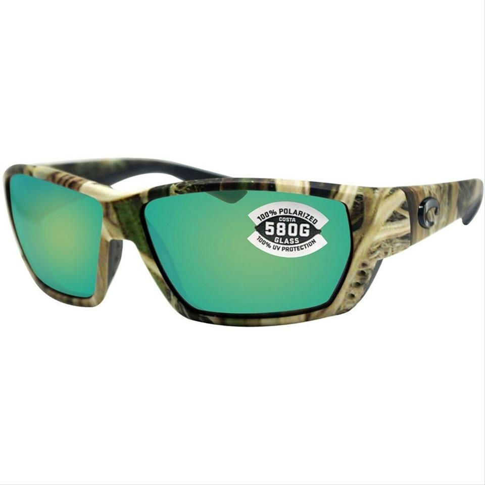 6f75a11ae Costa Del Mar Mossy Oak Sgb Frame & Green Mirrored Polarized 580g ...