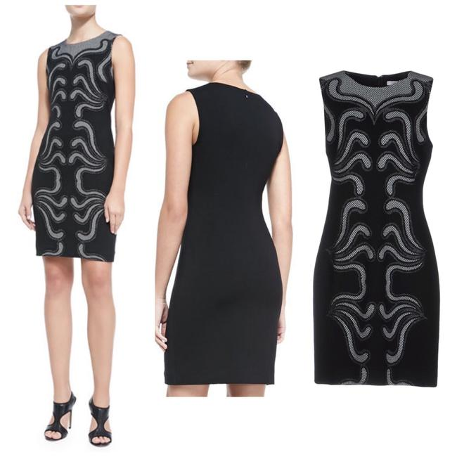 Preload https://img-static.tradesy.com/item/25576478/diane-von-furstenberg-black-stagewave-sleeveless-sheath-short-casual-dress-size-6-s-0-0-650-650.jpg