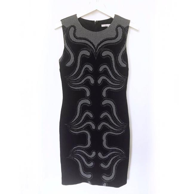 Diane von Furstenberg short dress black on Tradesy Image 1