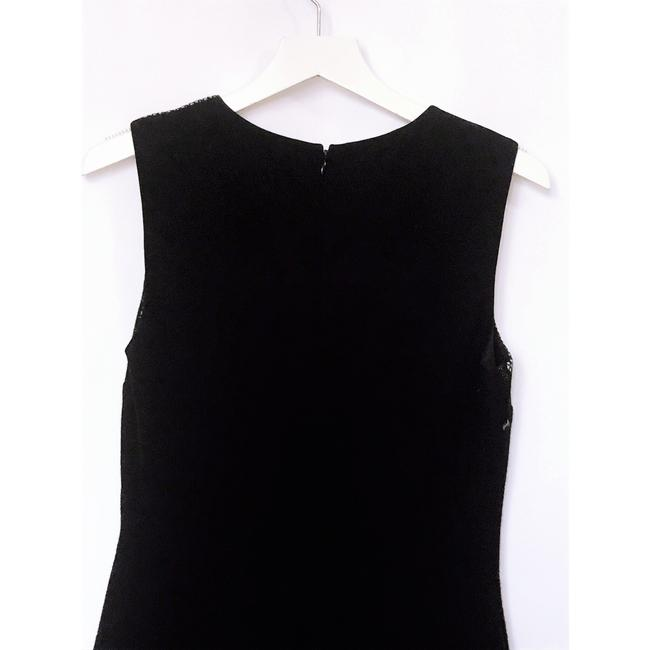 Diane von Furstenberg short dress black on Tradesy Image 6