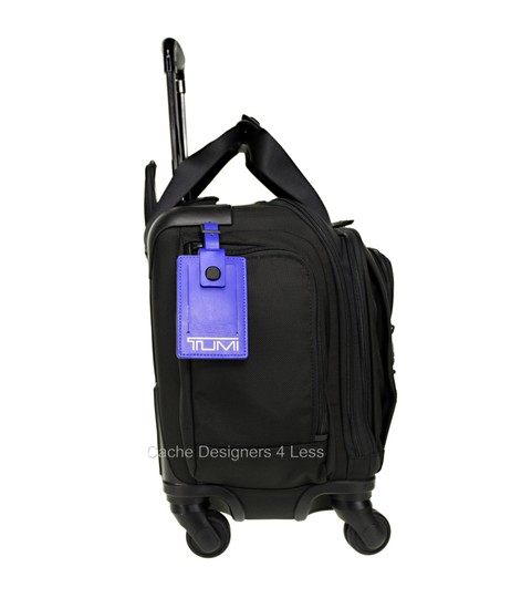 Tumi Black Travel Bag Image 5