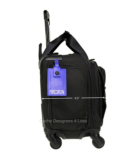 Tumi Black Travel Bag Image 6