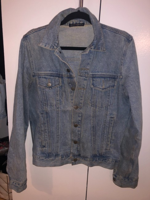 Brandy Melville Denim Womens Jean Jacket Image 1