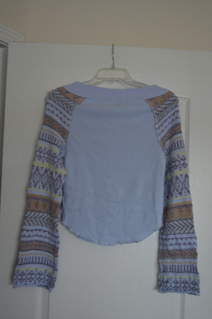 Free People T Shirt Multi-color Image 1