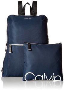 6c38dd8f8 Blue Calvin Klein Backpacks - Up to 70% off at Tradesy
