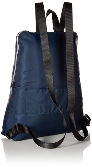Calvin Klein Packable Nylon Logo Pouch Backpack Image 1