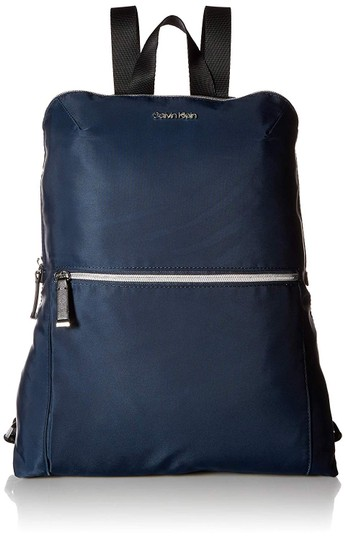 Calvin Klein Packable Nylon Logo Pouch Backpack Image 2