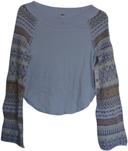Free People T Shirt Multi-color