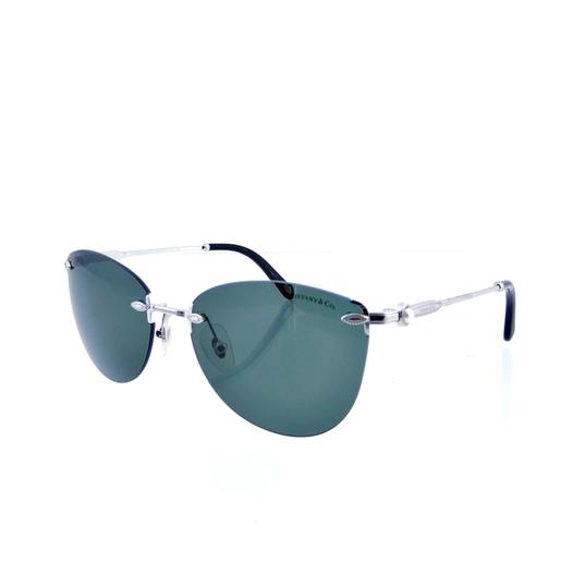 Tiffany & Co. TF3042-H 6001/3H Rimless Aviator 55mm Sunglasses Image 1
