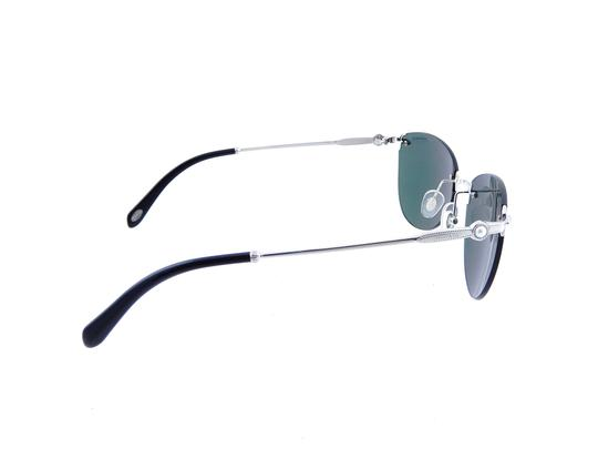 Tiffany & Co. TF3042-H 6001/3H Rimless Aviator 55mm Sunglasses Image 5