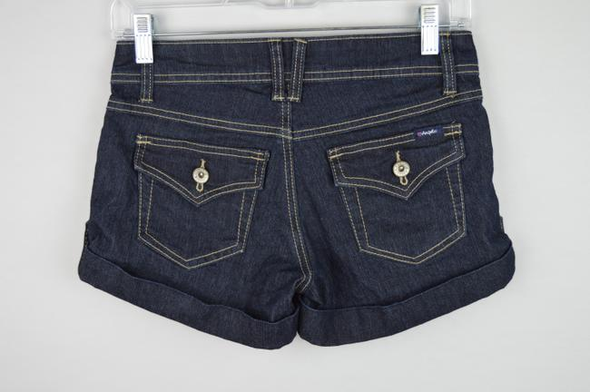 Angels Jeans Denim Casual Cuffed Shorts Image 5