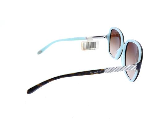 Tiffany & Co. TF4072-B 8134/3B Crystal Squared Butterfly Sunglasses 57mm Image 4