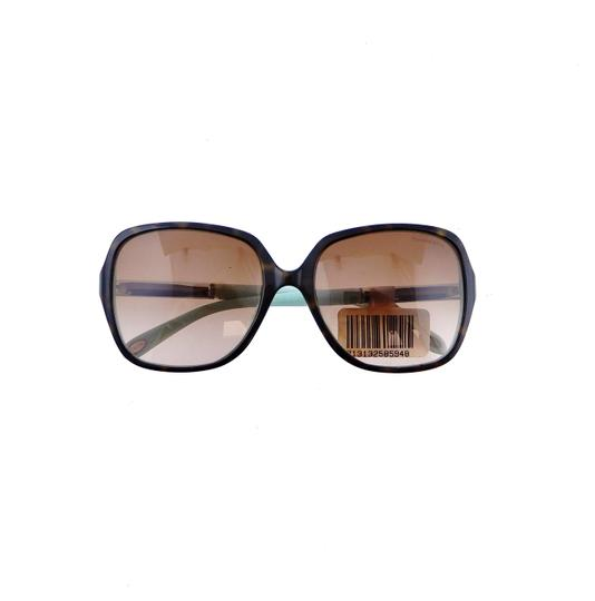 Tiffany & Co. TF4072-B 8134/3B Crystal Squared Butterfly Sunglasses 57mm Image 5