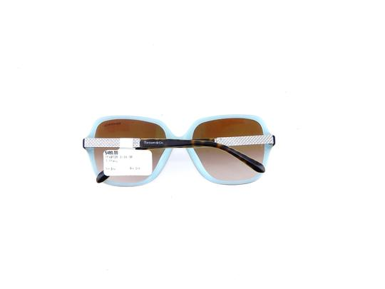 Tiffany & Co. TF4072-B 8134/3B Crystal Squared Butterfly Sunglasses 57mm Image 6