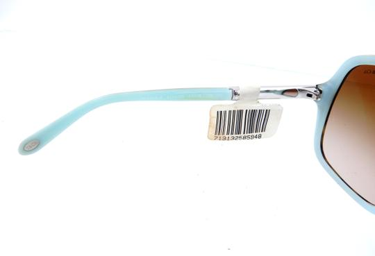 Tiffany & Co. TF4072-B 8134/3B Crystal Squared Butterfly Sunglasses 57mm Image 7