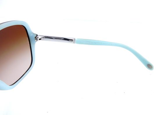Tiffany & Co. TF4072-B 8134/3B Crystal Squared Butterfly Sunglasses 57mm Image 8