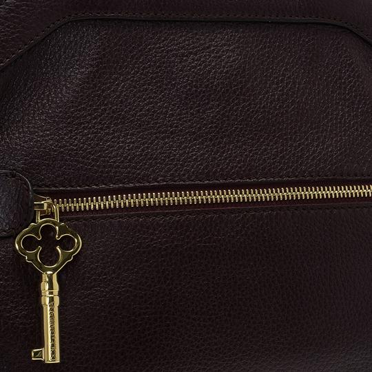 Dolce&Gabbana Leather Tote in Brown Image 10