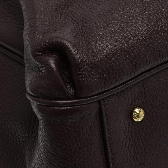Dolce&Gabbana Leather Tote in Brown Image 11