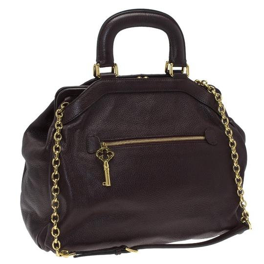 Dolce&Gabbana Leather Tote in Brown Image 3