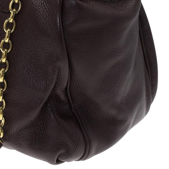 Dolce&Gabbana Leather Tote in Brown Image 8