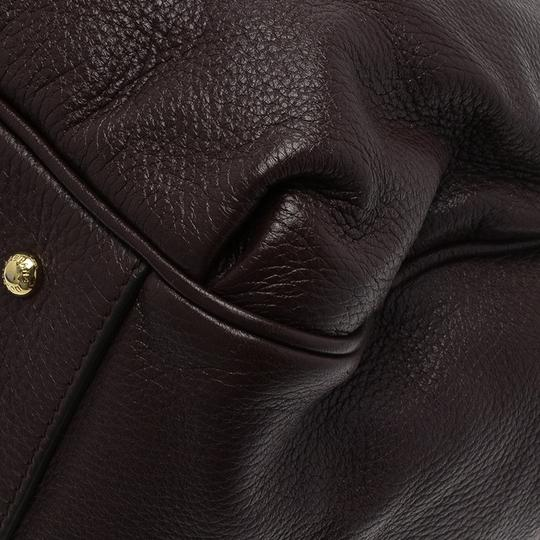 Dolce&Gabbana Leather Tote in Brown Image 9