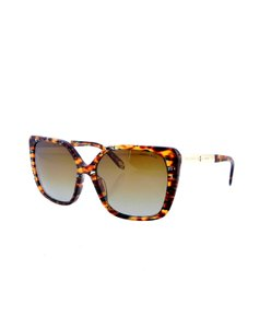 Tiffany & Co. TF4074-B 8114/T5 Squared Butterfly Sunglasses 56mm