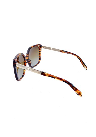 Tiffany & Co. TF4074-B 8114/T5 Squared Butterfly Sunglasses 56mm Image 3