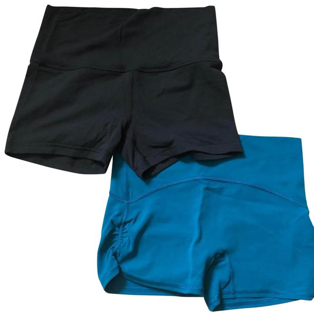 Preload https://img-static.tradesy.com/item/25576894/ivivva-black-and-blue-2-booty-activewear-bottoms-size-14-l-0-1-650-650.jpg