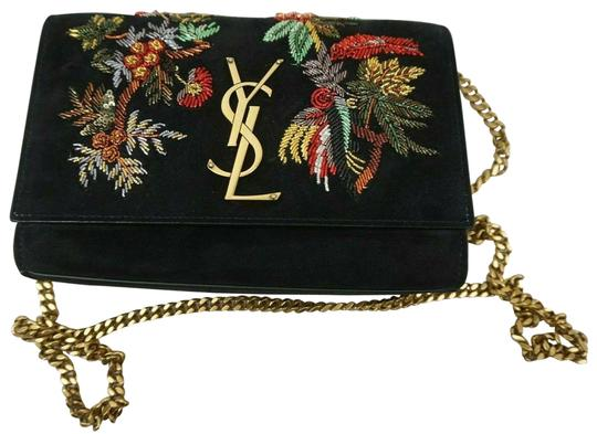 Preload https://img-static.tradesy.com/item/25576903/saint-laurent-monogram-kate-shoulder-ysl-monogram-small-floral-embroidered-black-suede-cross-body-ba-0-1-540-540.jpg