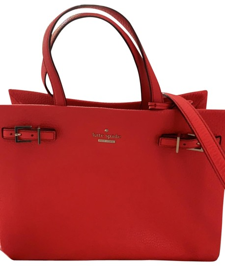 Kate Spade Tote in Red Image 0