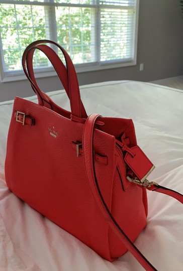 Kate Spade Tote in Red Image 1