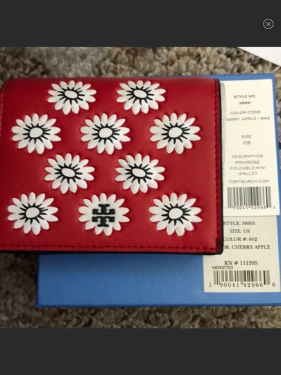 Tory Burch new with tag foldable primrose wallet Image 6