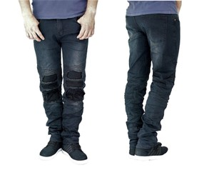 Dcoy Steampunk Rave Hottopic Morbid Threads Heavy Metal Skinny Jeans