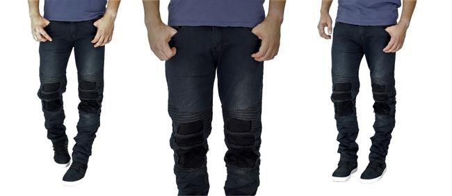 Dcoy Steampunk Rave Hottopic Morbid Threads Heavy Metal Skinny Jeans Image 4