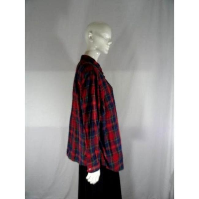 Lauren Ralph Lauren Top Plaid Image 1