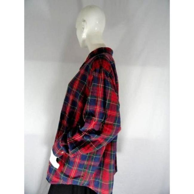 Lauren Ralph Lauren Top Plaid Image 2