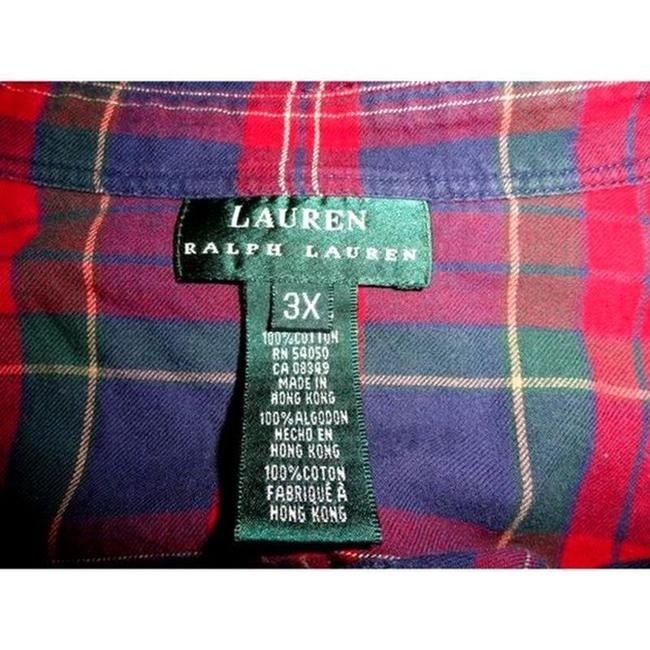 Lauren Ralph Lauren Top Plaid Image 4