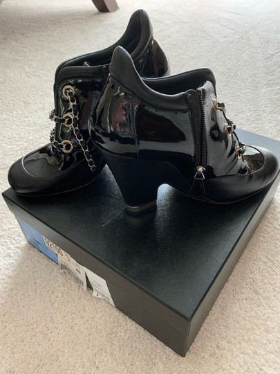 Chanel black Boots Image 2