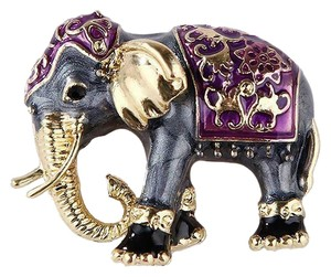 Other Adorable Elephant Brooch/Pin